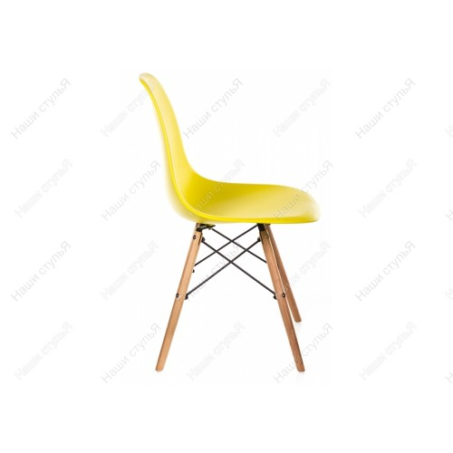 Стул Эймс (Eames) PC-015 желтый
