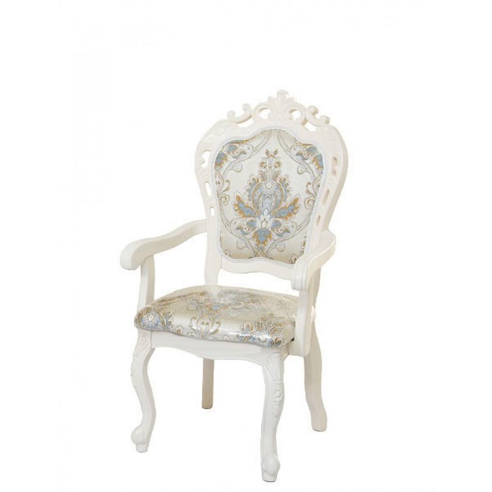 Кресло мягкое A 501 А (MK-1345-IV) Слоновая кость