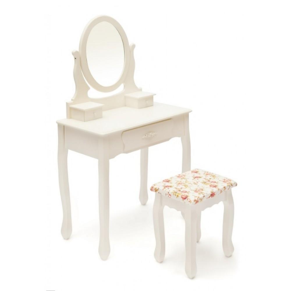 Туалетный столик с зеркалом и табуретом Secret De Maison COIFFEUSE ( mod. HX15-075 )