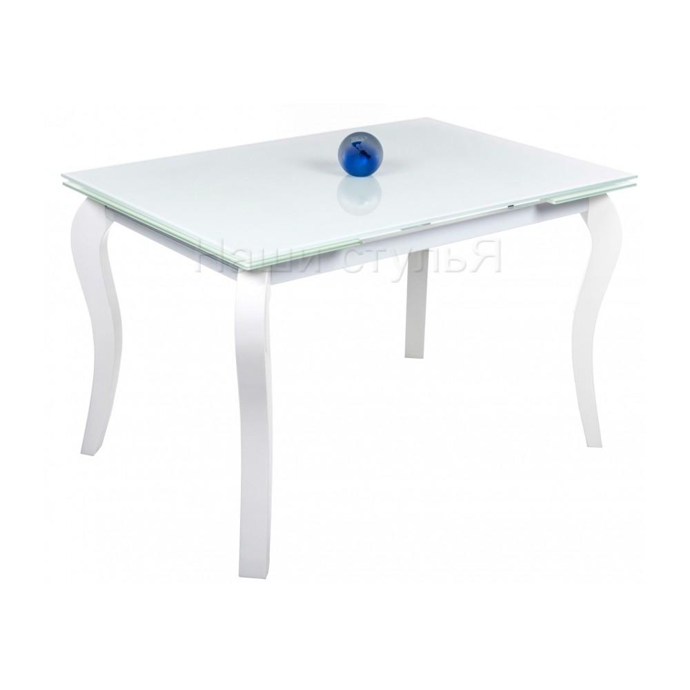 Стол ТВ 017-L белый
