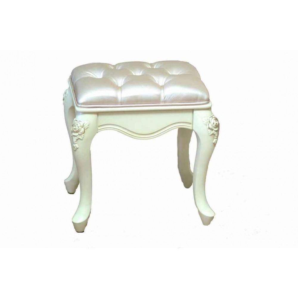 Банкетка Милано 50 к/з бежевый (MK-1854-IV) Слоновая кость