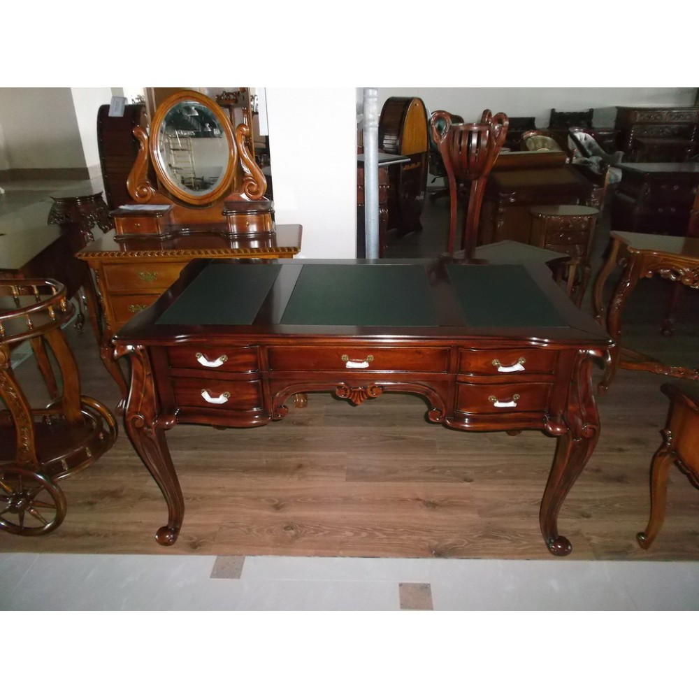 Письменный стол MK-DSK01 (MK-2464-AN) Вишня