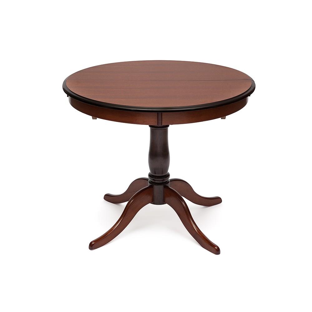 Стол обеденный Сиена (Siena SA-T4EX) Maf Brown — Maf brown (коричневый в рыжину)