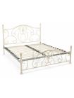 Кровать Элизабет 200x160 (Elizabeth) Античный белый — Античный белый