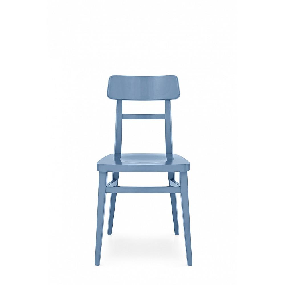 Стул MILANO CB/1284, BCH P100 MATT SKY BLUE — голубой