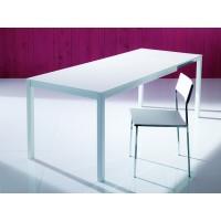 Стол MAGO (01.35) 120/180x80xН75 см (М312/ M312/М312 песочн.композит+L072ал) — бежевый