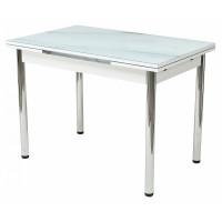 Стол 4001 WHITE MARBLE — белый
