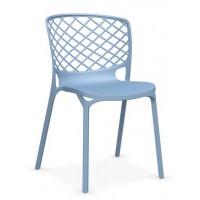 Стул GAMERA CS/1459, NY P100 NYLON SKY BLUE — голубой