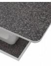Стол CRONA 140 White 3805CD# / MDF-1# — серый