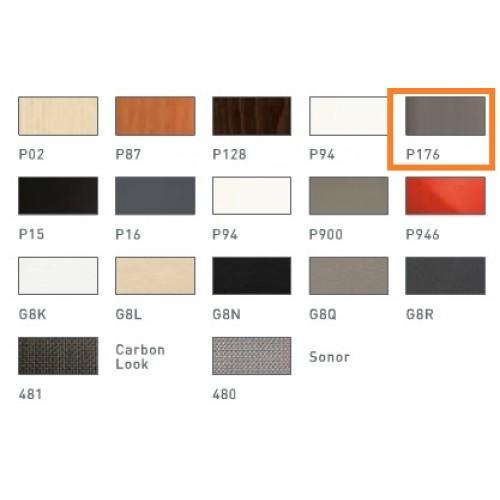 Стул VENEZIA CB/1117, BCH P176 TAUPE — коричневый