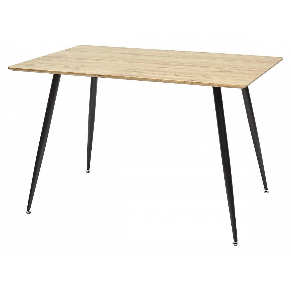 Стол BASEL #29 дуб 120 см — винтаж