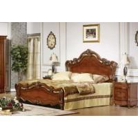 """Спальня """" Виктория"""" (Кровать 180*200 - 2 тумбы прикроватные)  (Виктория 1)"""