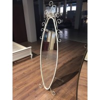 """Зеркало напольное """"9911"""" —  Античный белый (MK-2202-AW)"""