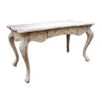 """Письменный стол """"Bureaux Mesa"""" —  Античный бежевый (MK-3278-CE)"""