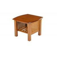 Журнальный столик LB 1026 MK-2603-HO Медовый дуб
