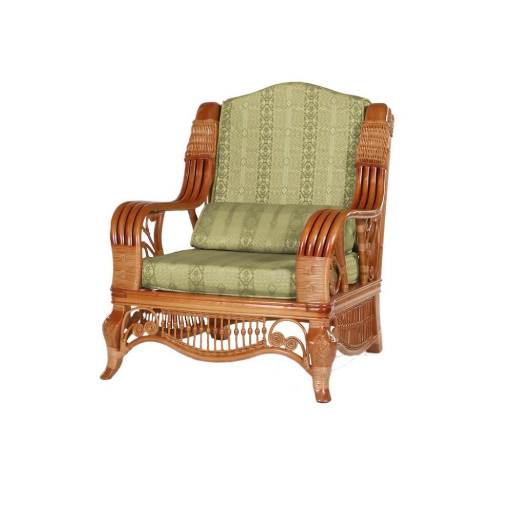 """Кресло """"6022 (3016)"""" —  Медовый дуб (MK-3408)"""