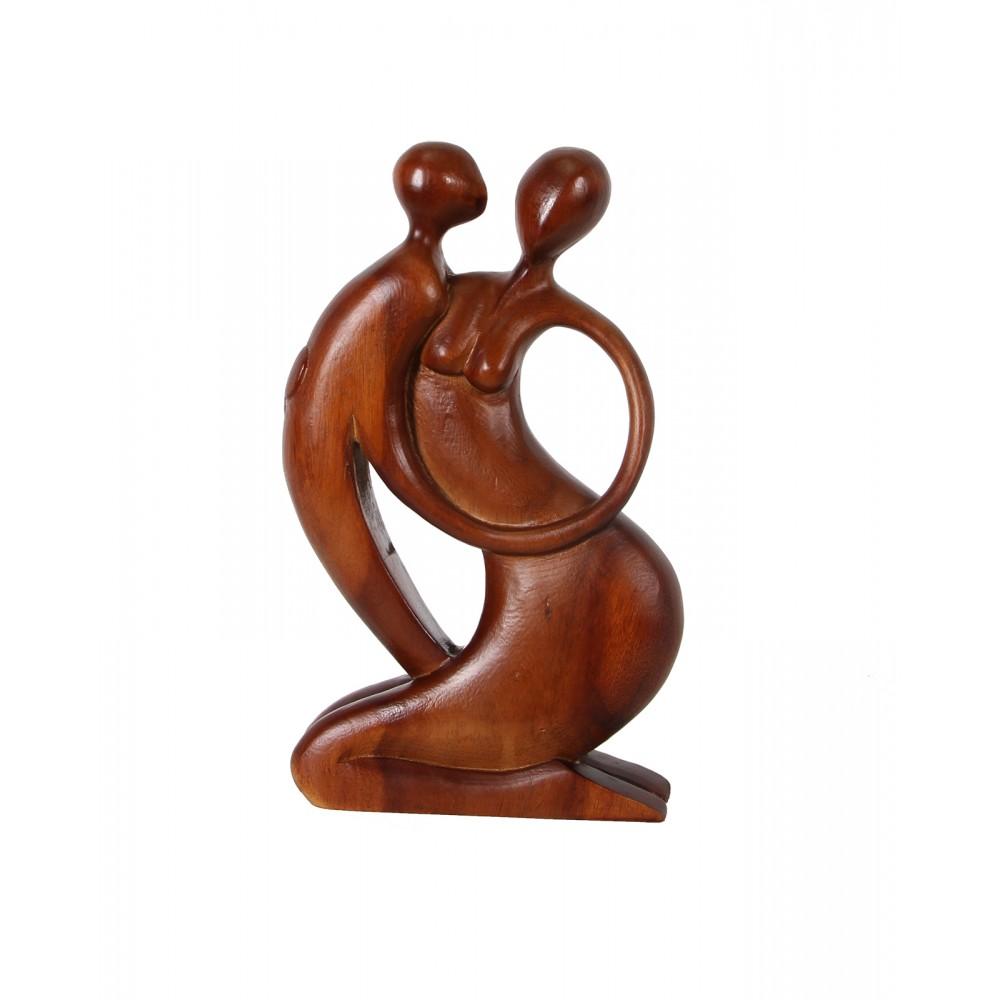 "Фигурка ""Танго (HD-02/30)"" —  Salak brown (темный орех) (MK-2410-SB)"