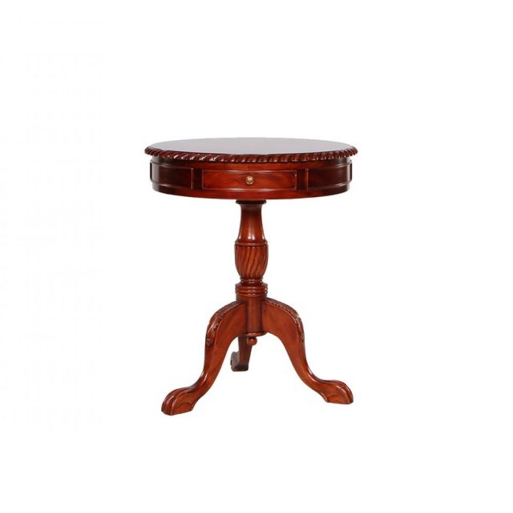 PLT 50 Журнальный столик (массив красного дерева) NBA Pecan M (итал.орех) MK-2445-NM