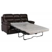 """Диван-кровать """"MK-4703-BRL"""" 3-х местный —  Тёмно-коричневый"""