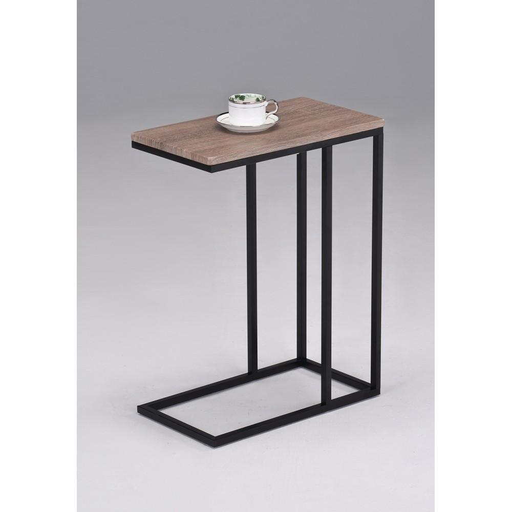 "Приставной столик ""MK-2358. (SR-1292-SN)"" —  Дуб"