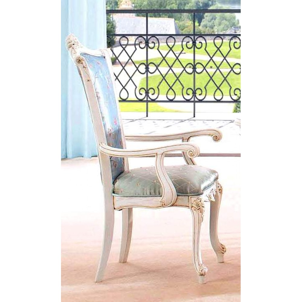 """Кресло """"Марис (Maris)"""" —  Белёный дуб (MK-5419-BO)"""