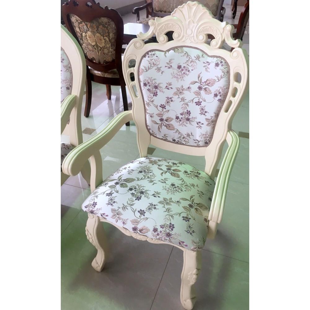 Кресло 20913 (MK-1354-IV) Слоновая кость