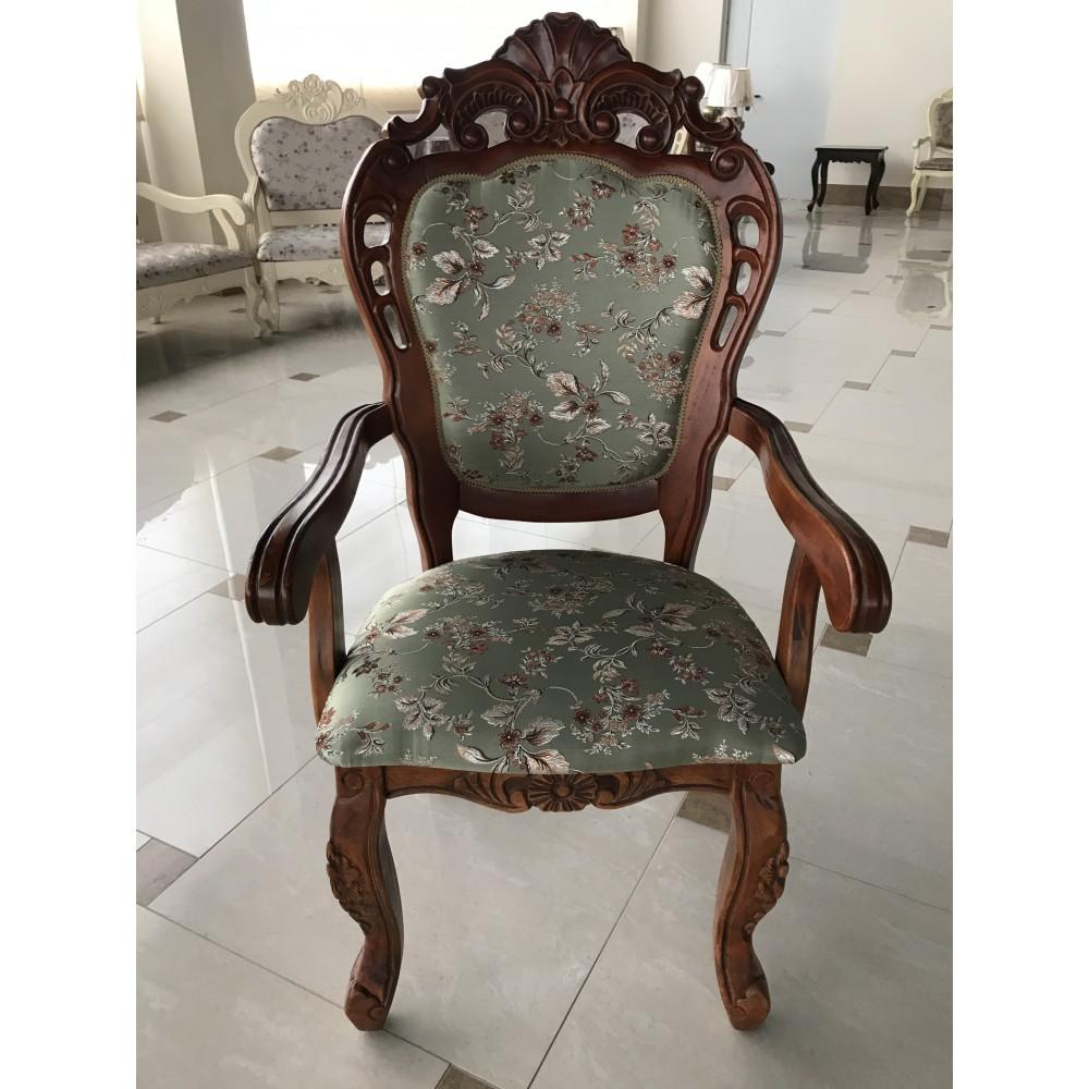 Кресло 20913 (MK-1352-NM) Итальянский орех