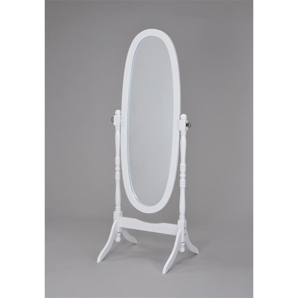 "Зеркало ""MK-2301-WT. (VT-M-27)"" —  Белый"