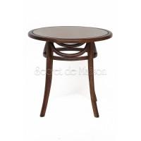 Стол Secret De Maison Тонет (Тонет (THONET)) (mod.T9032-80) — дерево береза/стекло