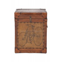 Столик-сундук Secret De Maison Сильвер (SILVER) ( mod. M-11076 ) — коричневый
