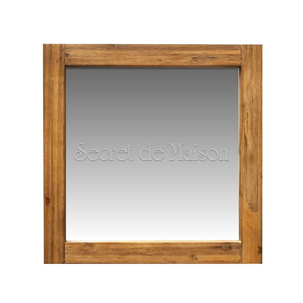 Зеркало Secret De Maison Сити (CITY) ( mod. CTY L13 ) — коричневый дым (smoke brown B034)