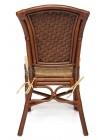 Комплект обеденный Андреа гранд (ANDREA GRAND) (стол+6 кресел) — цвет кремовый (Elephant Ivory (слоновая кость))