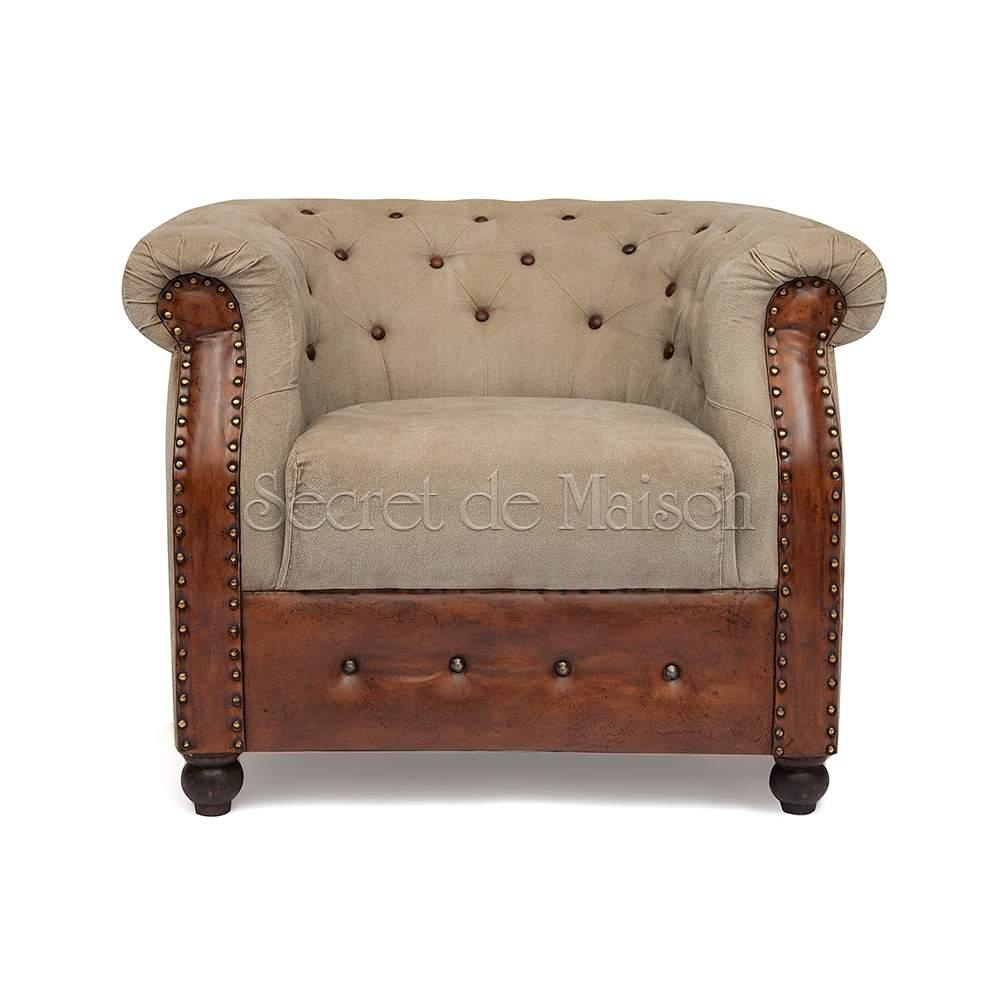 Кресло Secret De Maison Челси (CHELSEY) ( mod. M-6696 ) — коричневый