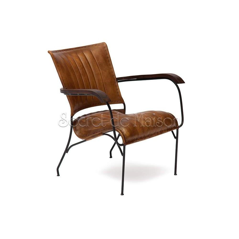 Кресло Secret De Maison Паганель (PAGANEL) ( mod. 2106 ) — черный