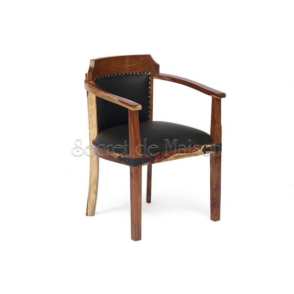 Кресло Бомбей ( CW-6374 ) NEW — натуральный (natural)