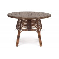 Стол Лин (Lean) Коричневый антик — коричневый античный / Brown Antique