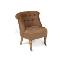 Кресло Банни (Bunny) Коричневый — коричневый