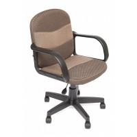 Кресло компьютерное Багги (Baggi) — бежевый (12)