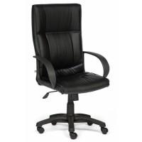 Кресло компьютерное Давос (Davos) — черный (36-6)