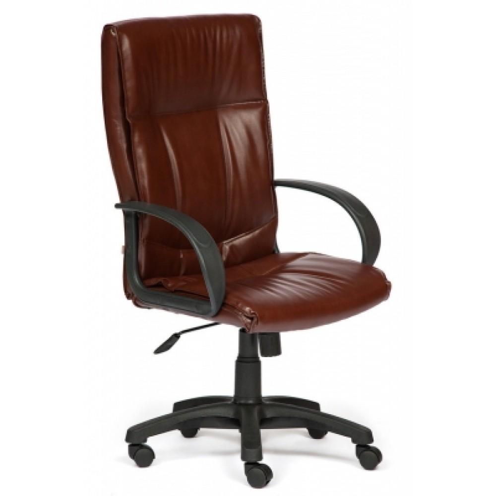 Кресло компьютерное Давос (Davos) — коричневый