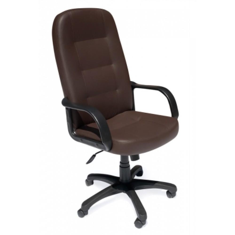 Кресло компьютерное Дэвон (Devon) — коричневый