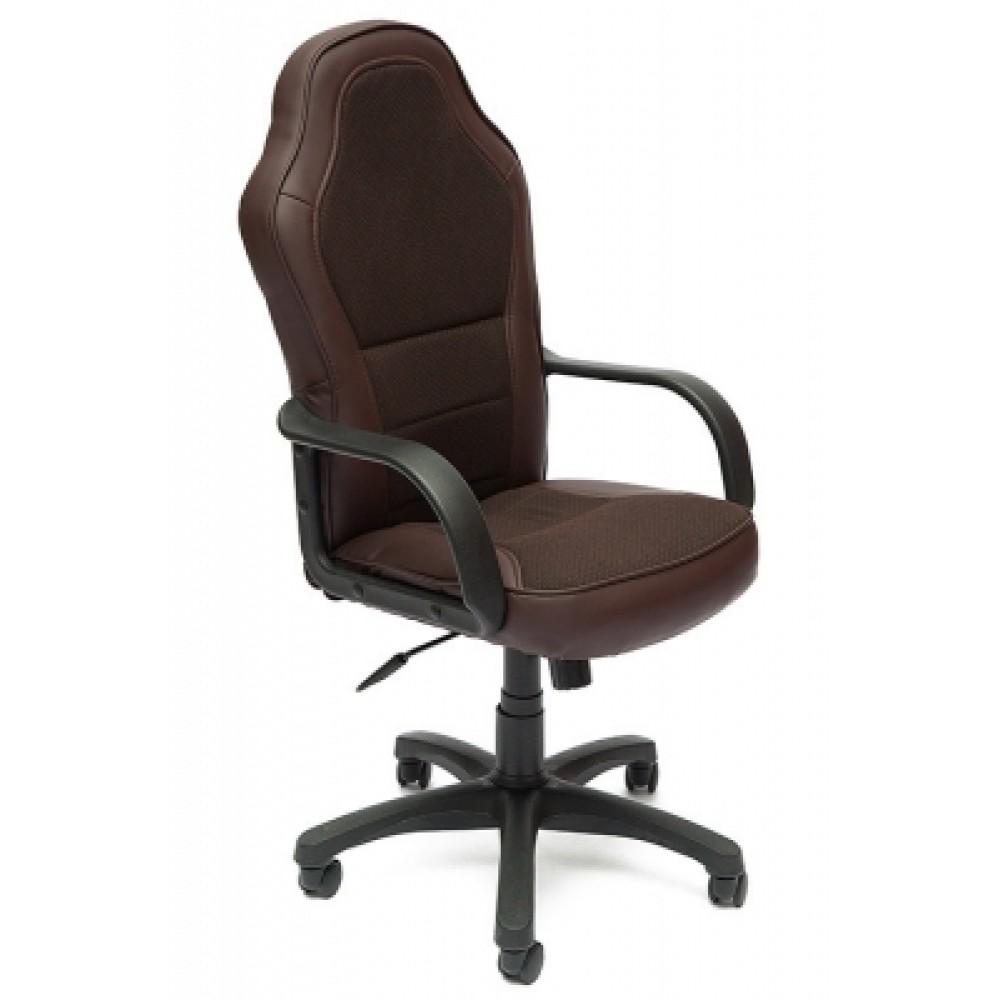 Кресло компьютерное Каппа (Kappa) — коричневый (36-36/08)