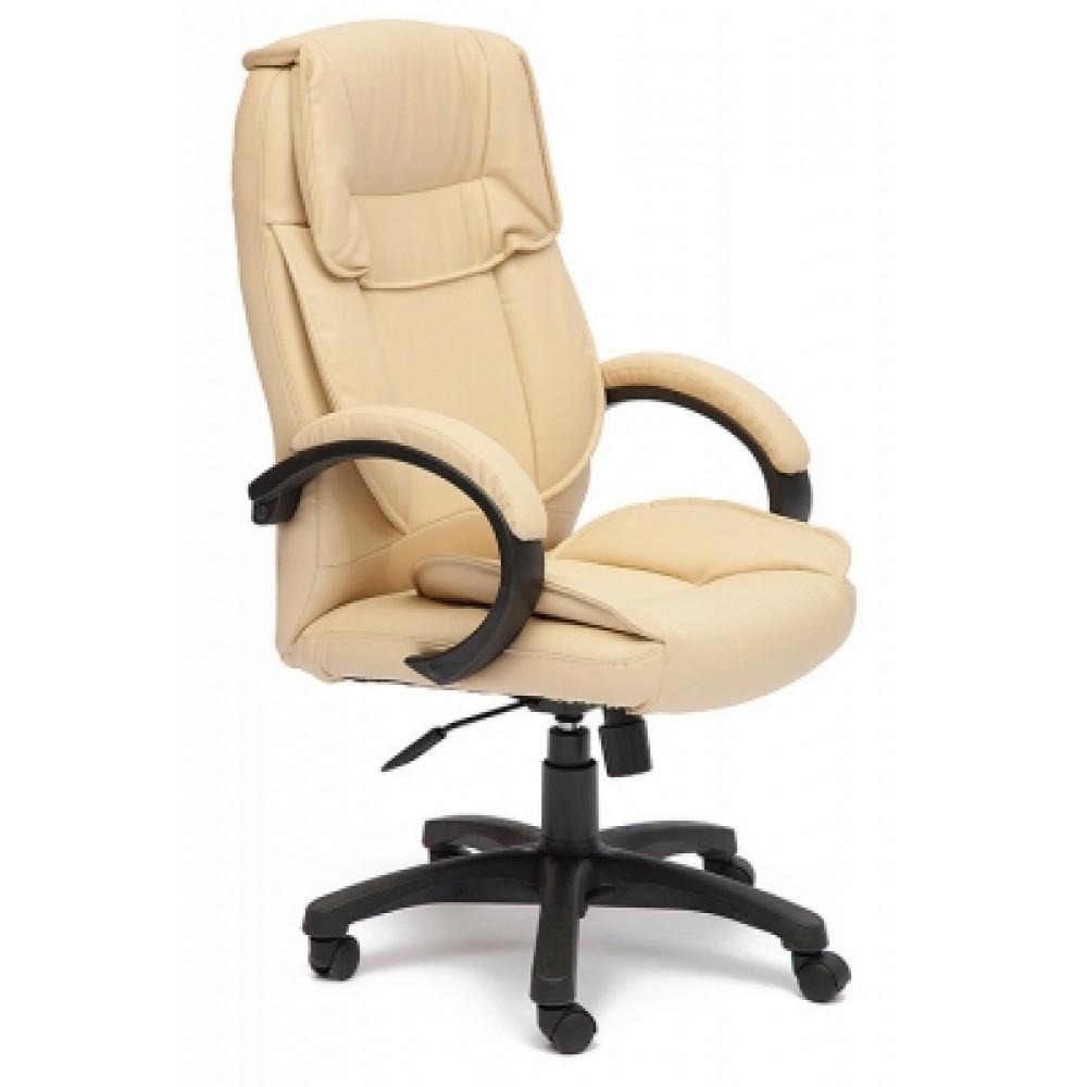 Кресло Тонет (OREON) — бежевый/бежевый перфорированный