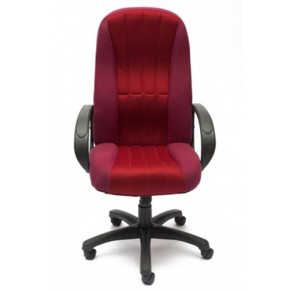 Кресло СН833 — бордо/бордо (2604/13)