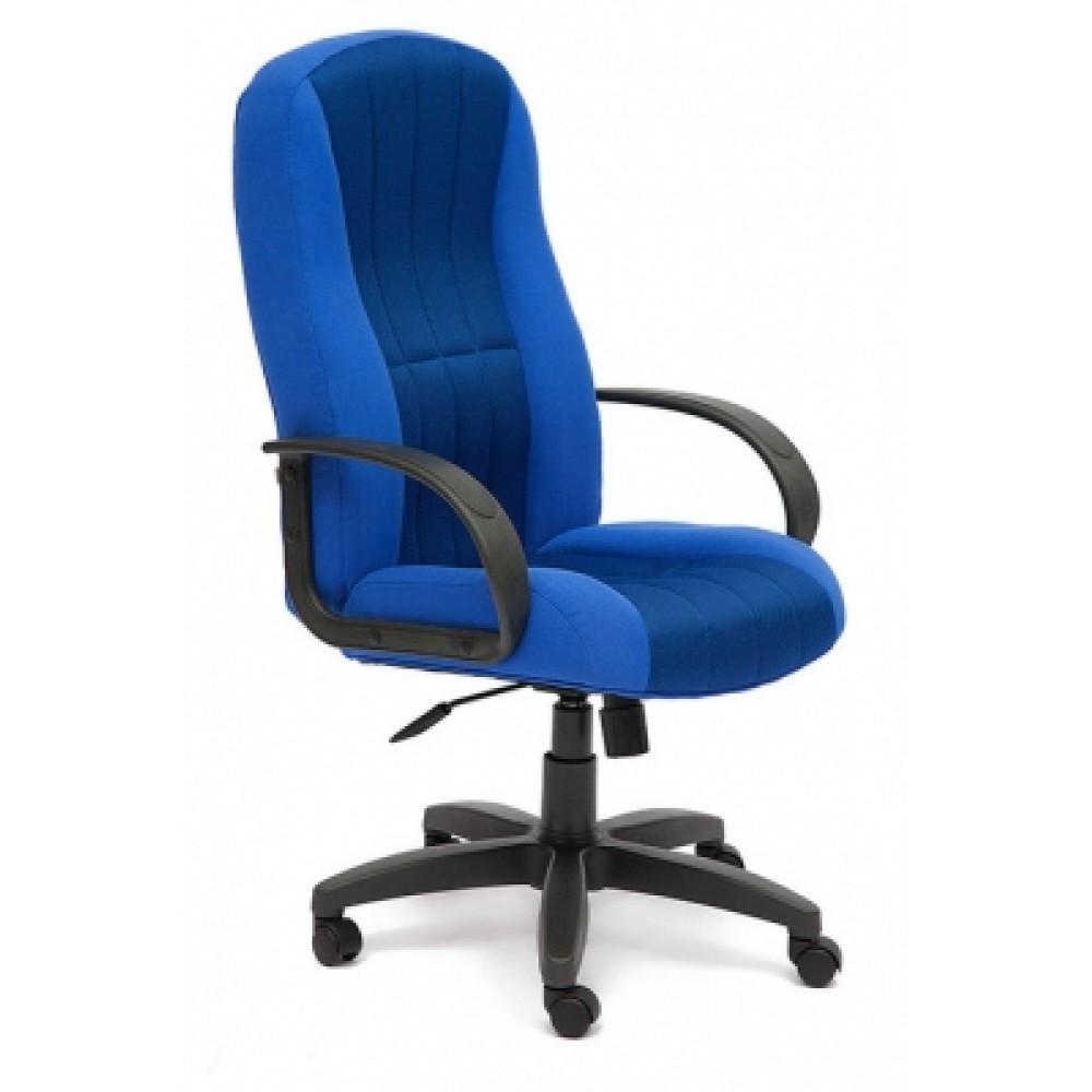 Кресло СН833 — синий/синий (2601/10)