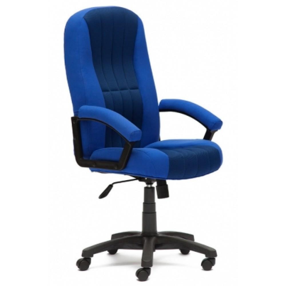 Кресло СН888 — синий/синий (2601/10)