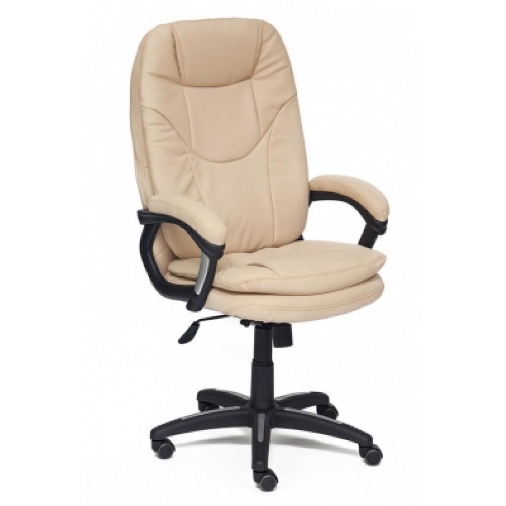 Кресло компьютерное Комфорт (Comfort) — бежевый (36-34)