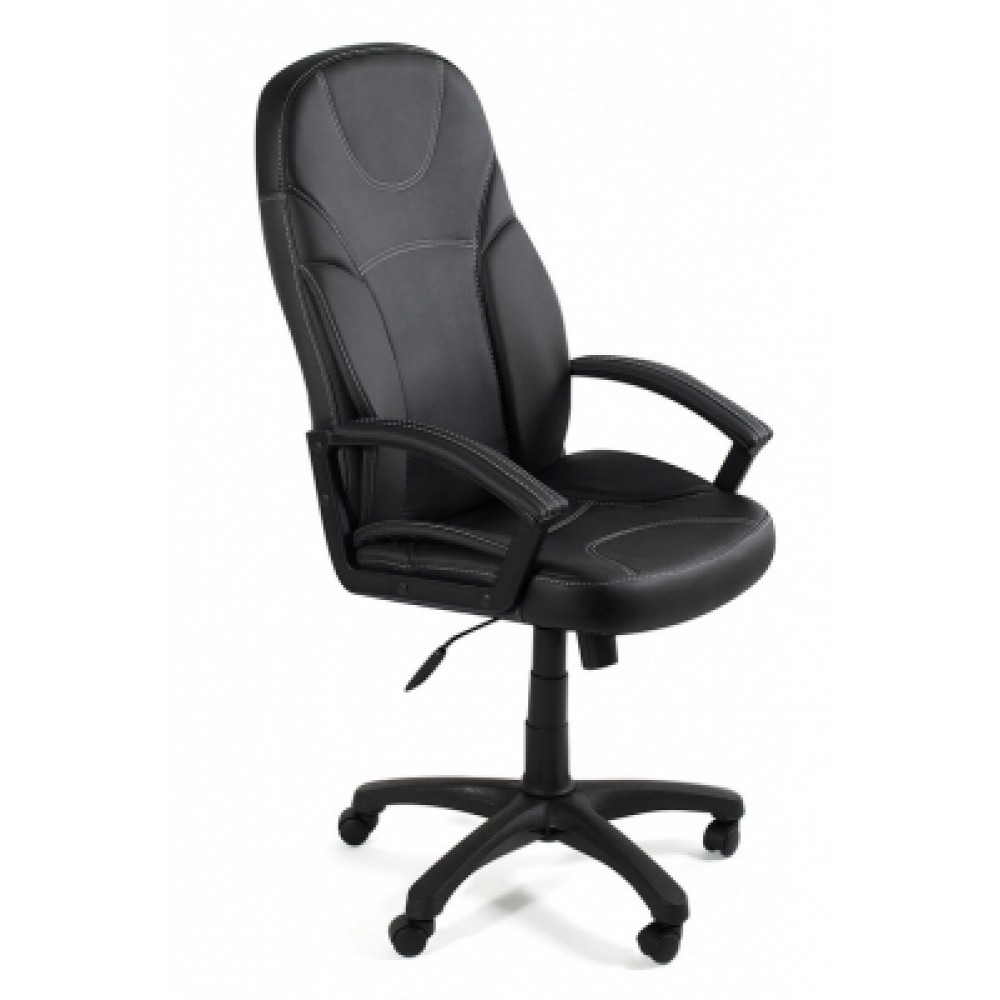 Кресло компьютерное Твистер (Twister) — черный (36-6)