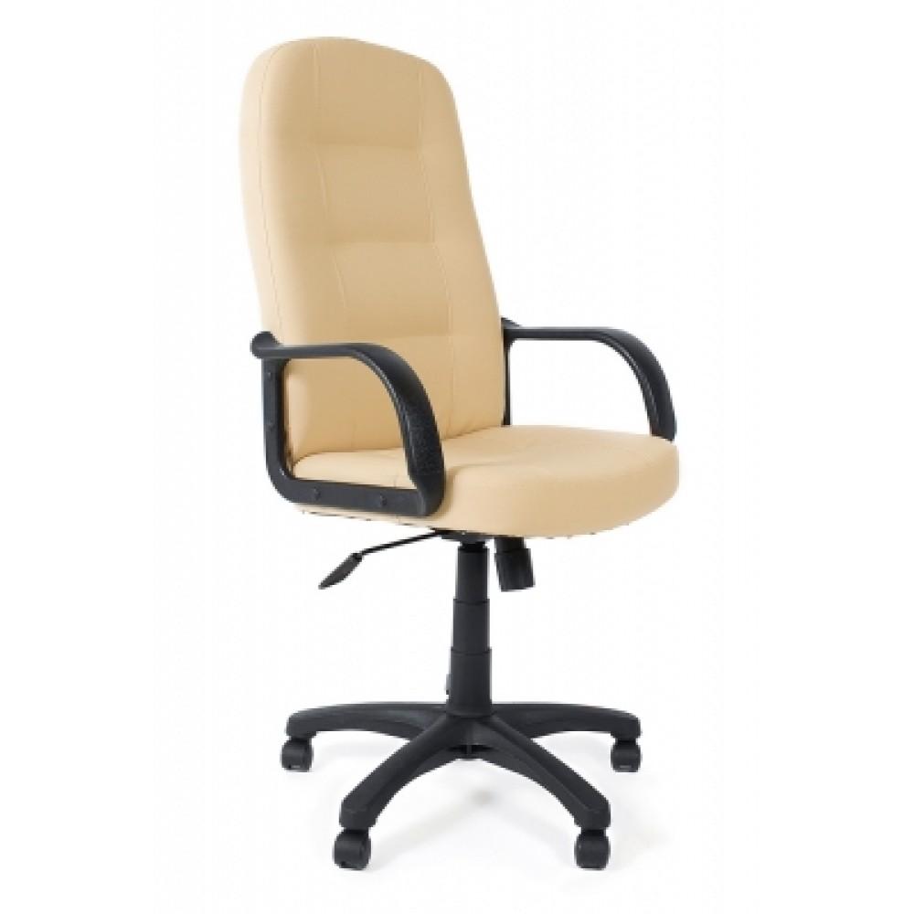 Кресло компьютерное Дэвон (Devon) — бежевый/бежевый перфорированный (36-34/36-34/06)