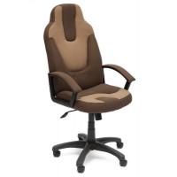 Кресло компьютерное Нео 3 (Neo 3) — коричневый/бежевый (26/13)